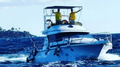 Premium Motor Yacht (3 Hours) [Group Offer]