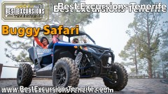 Buggy Safari Tenerife (Arctic Cat)