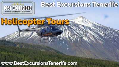 Tenerife Helicopter Tours